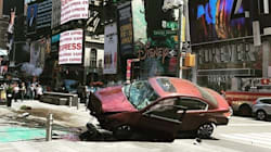 Car Runs Down More Than A Dozen Pedestrians In Times Square, Killing