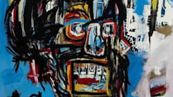 Basquiat Painting Sells For Record $110.5 Million At Sotheby's