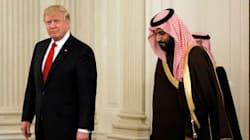 The $110 Billion Arms Deal Trump Just Signed With Saudi Arabia May Be