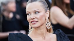 Pamela Anderson Unveils Dramatic New Look On The Cannes Red