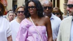Los Obama cada día se ven mejor y la prueba son estas fotos de sus vacaciones en