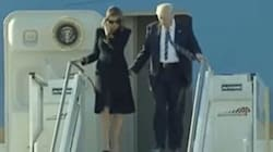 Melania Trump Snubs ANOTHER Of Donald's Attempts To Hold Her