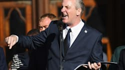 Poet Tony Walsh Delivers Stunning Ode To Manchester At Vigil For Bombing