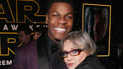 Star Wars' John Boyega Reveals Advice Carrie Fisher Gave Him After Racist Backlash Over His