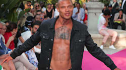 Viral 'Hot Mugshot Guy' Stuns On Philipp Plein Runway at