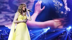 Watch Celine Dion Perform The New 'Beauty And The Beast' Song For The First