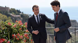 Justin Trudeau And Emmanuel Macron Are Becoming The Latest Global