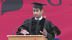 Kumail Nanjiani Tells Grads To 'Have Sex With An