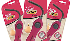 Bic Discontinues Pink Lighter Over Gendered Marketing