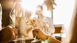 Buenas noticias para los bebedores de vino blanco en