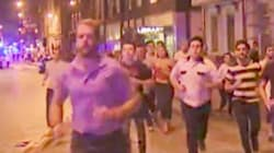 Man Fleeing London Attack With Pint Becomes Unlikely Symbol Of