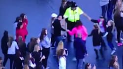 One Love Manchester: Policeman Dancing With Concert Goers Perfectly Sums Up The Unity At Old