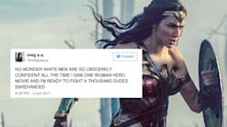 'Wonder Woman' And The Power Of Watching A Woman Save The