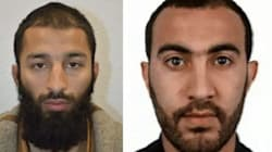 Two London Bridge Terror Attackers Named As Khuram Shazad Butt And Rachid