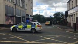 Newcastle Knifeman Holds Staff Hostage At Job