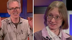 Male Host Interrupts Female Physicist So Much Audience