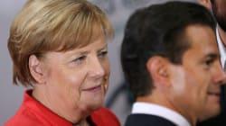Angela Merkel Says Border Walls Won't Solve Immigration