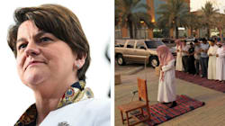 QUIZ: Who Said It: The DUP Or Saudi Arabia's Sharia