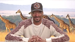 Snoop Dogg Narrates That Tense Baby Iguana Chase From 'Planet