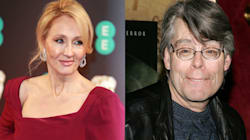 Trump Blocked Stephen King On Twitter, So J.K. Rowling Stepped In To Save The