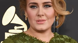 Adele Visits London Vigil For Fire-Ravaged Grenfell