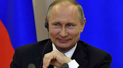 Vladimir Putin Trolls James Comey Over 'Strange' Memo