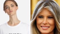 Dolce & Gabbana aprovecha el odio (amor) por Melania Trump y lanza playera de casi 5,000