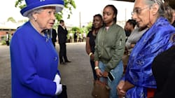 The Queen Shows Up Theresa May After MeetingGrenfell Tower Fire Victims At