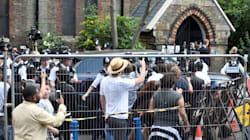 Theresa May Chased Away By Grenfell Tower Protesters After She Visits