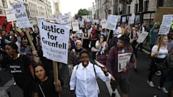 Grenfell Tower Fire: Protesters Storm Kensington Town Hall Demanding