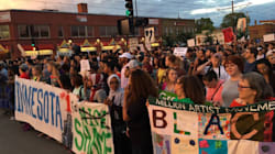 Thousands March In Saint Paul After Philando Castile