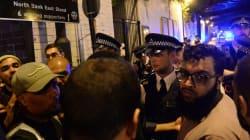 En el ataque a la mezquita de Londres el imán protegió al atacante de los fieles