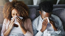 The Bacteria You Sneeze Out Stays Alive For 45