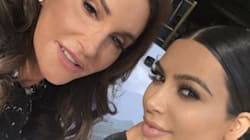 Kim Kardashian Actually Said Something Nice About Caitlyn