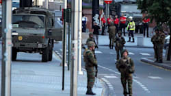 Brussels Train Station: 'Terror Attack' Foiled As Soldiers Shoot Man After