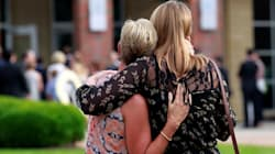Hundreds Gather To Mourn Otto Warmbier At His Former High