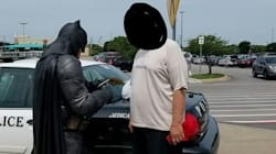 Batman Cop Nabs Alleged Shoplifter With 'Lego Batman