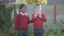 Heartwarming Video Shows How Kids See