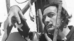 Salvador Dalí's Body Will Be Exhumed For A Paternity