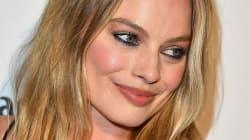 Margot Robbie's Weird Foundation Hack Is Kind Of