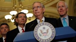 Mitch McConnell Delays Vote On GOP Senate Health Care