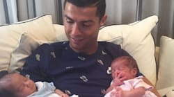 Cristiano Ronaldo Reportedly Scores Another Baby-On-The-Way After Twins'