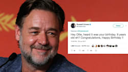 Dad Asks Famous People To Tweet His Bullied Son A Happy Birthday, And They