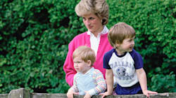 Will, Harry And Kate Rededicate Princess Diana's