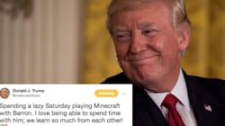 This Twitter Account Imagines A World Where Trump Is Just Really, Really