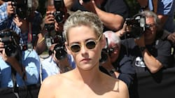 Kristen Stewart Wears An Item Of Clothing That Defies
