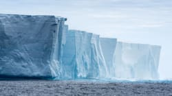 One Of The Largest Icebergs On Record Set To Break From Antarctic