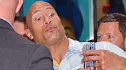 Dwayne 'The Rock' Johnson And His Stunt Double Cousin Look Uncannily