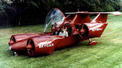 The Original Moller Skycar Has Gone On Sale For A Staggering