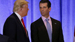 Trump's Son Met With Russian Lawyer After Being Promised Dirt On Hillary: